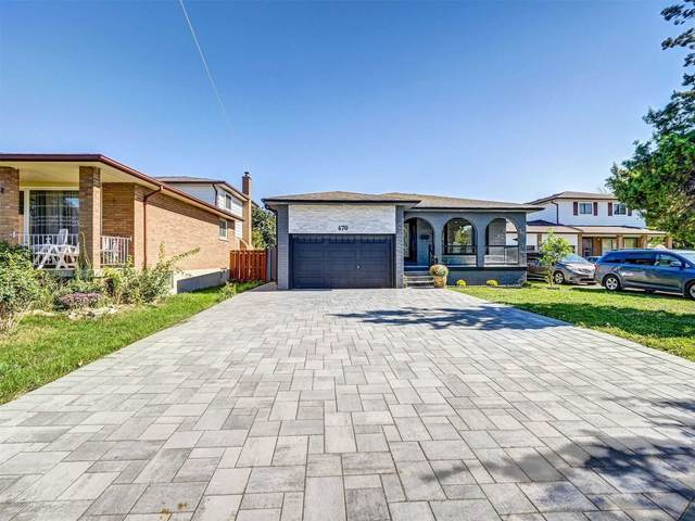 470 Louis Dr, Mississauga, ON L5B 2J6 (#W5399957) :: Royal Lepage Connect