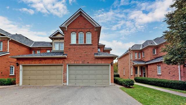 2665 Thomas St #49, Mississauga, ON L5M 6G4 (#W5400323) :: Royal Lepage Connect