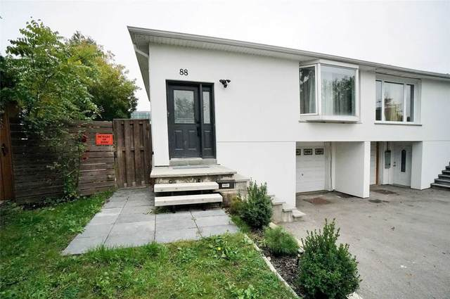 88 Surbray Grve, Mississauga, ON L5B 2E1 (#W5401197) :: Royal Lepage Connect
