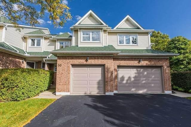 2215 Cleaver Ave #30, Burlington, ON L7M 4C5 (#W5401585) :: Royal Lepage Connect