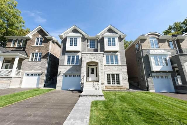 2579 Islington Ave, Toronto, ON M9V 4A2 (#W5402028) :: Royal Lepage Connect