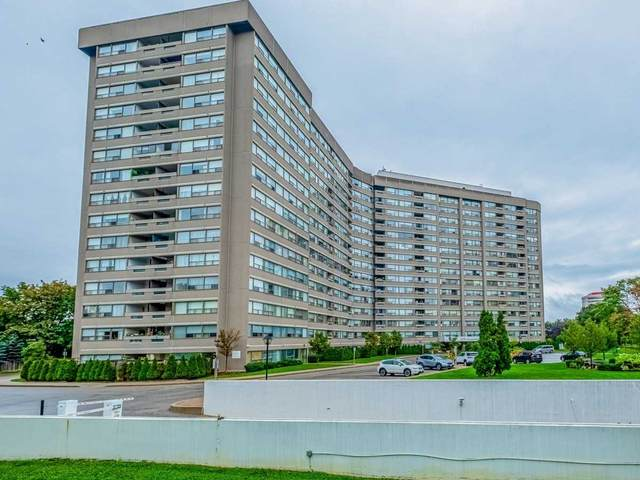 475 The West Mall St #813, Toronto, ON M9C 4Z3 (#W5402134) :: Royal Lepage Connect