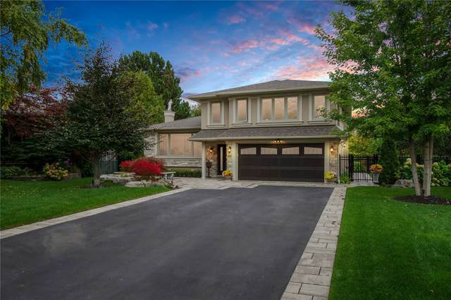 1876 Steepbank Cres, Mississauga, ON L4X 1T8 (#W5402309) :: Royal Lepage Connect
