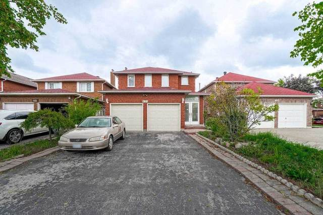 459 Commonwealth Circ, Mississauga, ON L5B 3W1 (#W5402724) :: Royal Lepage Connect