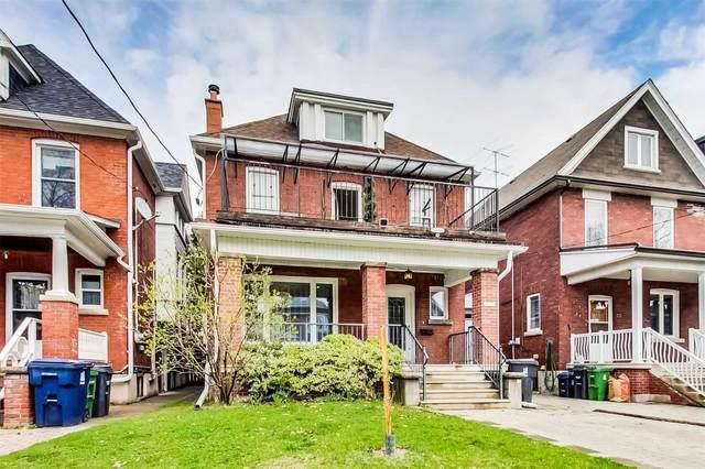 133 Mavety St, Toronto, ON M6P 2L8 (#W5402801) :: Royal Lepage Connect
