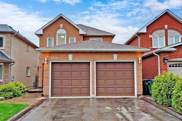 3840 Althorpe Circ, Mississauga, ON L5N 7G5 (#W5402949) :: Royal Lepage Connect