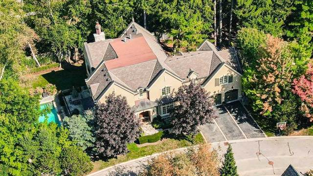 125 Waterstone Crt, Oakville, ON L6J 7S3 (#W5402970) :: Royal Lepage Connect