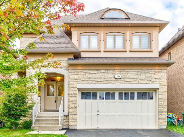 539 Amarone Crt, Mississauga, ON L5W 0A7 (#W5403028) :: Royal Lepage Connect