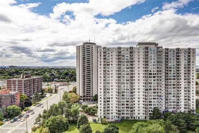 340 Dixon Rd #1811, Toronto, ON M9R 1T1 (#W5403131) :: Royal Lepage Connect