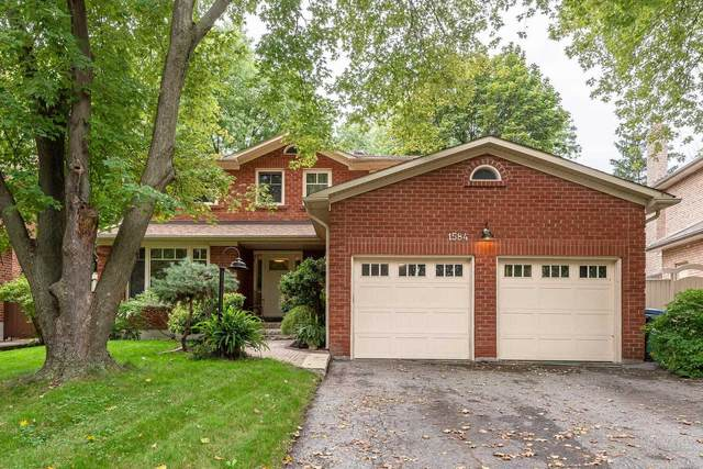 1584 W Sherwood Forrest Circ, Mississauga, ON L5K 2G7 (#W5403735) :: Royal Lepage Connect