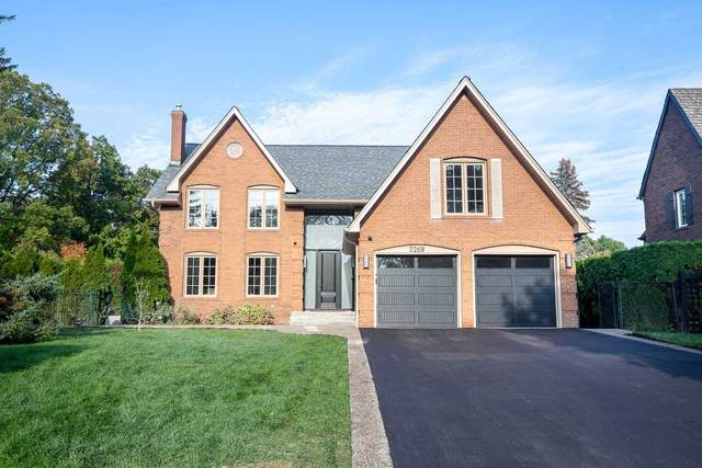 2269 Saxony Crt, Mississauga, ON L5H 4B5 (#W5404216) :: Royal Lepage Connect