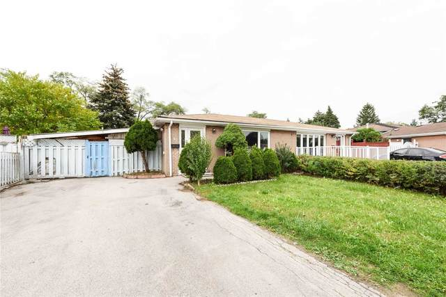 43 Cathcart Cres, Brampton, ON L6T 2A4 (#W5404435) :: Royal Lepage Connect