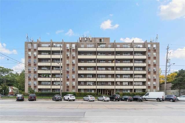 3621 W Lake Shore Blvd #608, Toronto, ON M8W 4W1 (#W5404561) :: Royal Lepage Connect