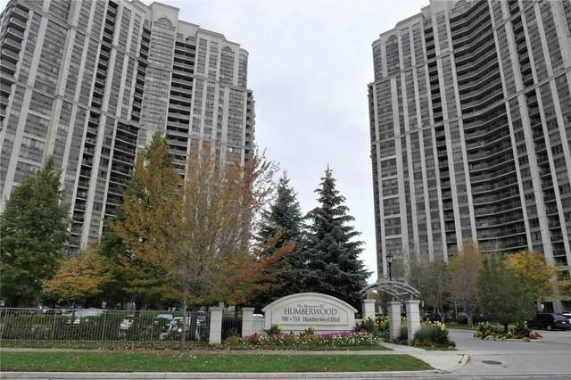 710 Humberwood Blvd 1506A, Toronto, ON M9W 7J5 (#W5404757) :: Royal Lepage Connect