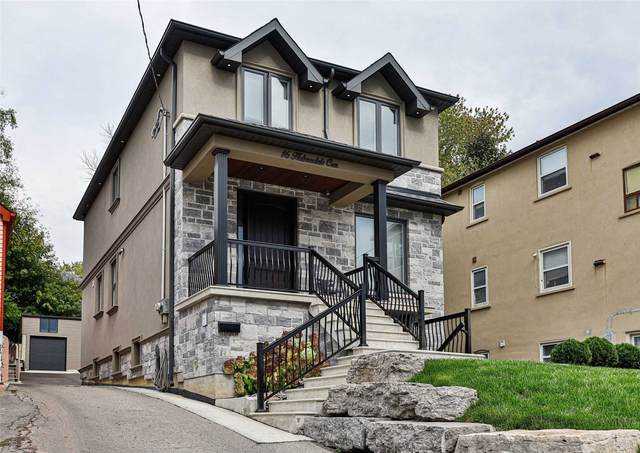 16 Holmesdale Cres, Toronto, ON M6E 1Y5 (#W5405060) :: Royal Lepage Connect