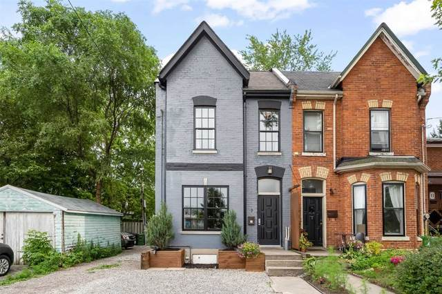 7 Cunningham Ave, Toronto, ON M6K 1P1 (#W5405221) :: Royal Lepage Connect
