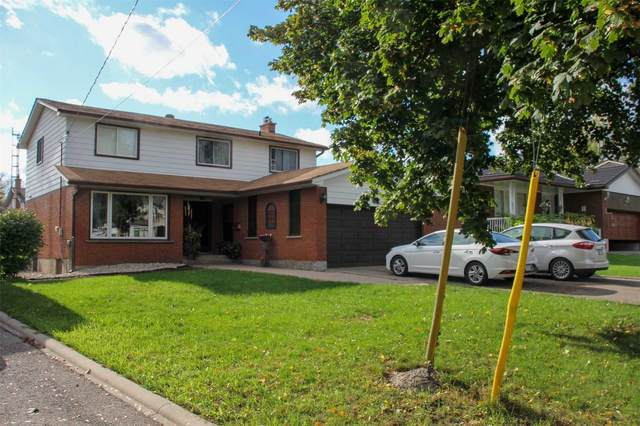 2540 Cliff Rd, Mississauga, ON L5A 2P4 (#W5405271) :: Royal Lepage Connect
