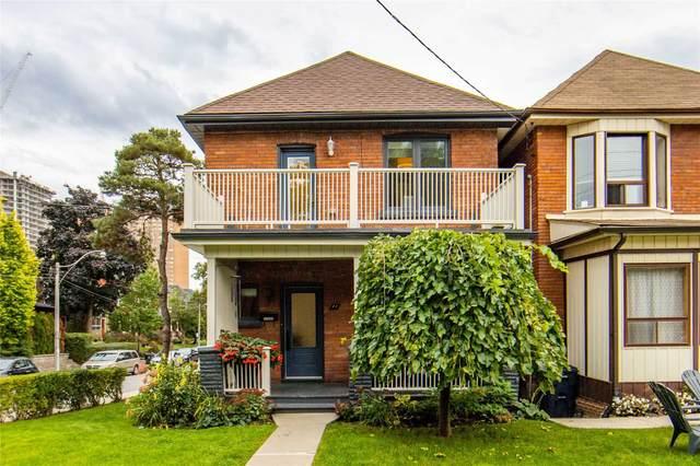 11 Glenlake Ave, Toronto, ON M6P 1E1 (#W5405306) :: Royal Lepage Connect