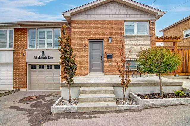 92 Spenvalley Dr, Toronto, ON M3L 1Z3 (#W5406199) :: Royal Lepage Connect