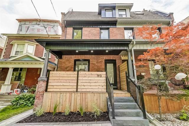 193 Wright Ave, Toronto, ON M6R 1L1 (#W5406217) :: Royal Lepage Connect