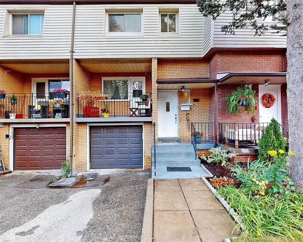 3175 Kirwin Ave #86, Mississauga, ON L5A 3M4 (#W5406495) :: Royal Lepage Connect