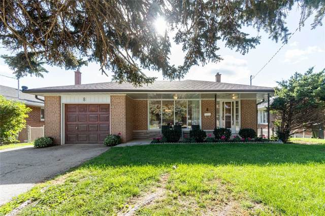 8 Forest Path Crt, Toronto, ON M9V 1L5 (#W5406572) :: Royal Lepage Connect