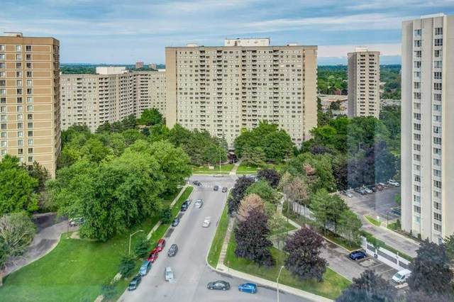 3700 Kaneff Cres #1810, Mississauga, ON L5A 4B8 (#W5406767) :: Royal Lepage Connect