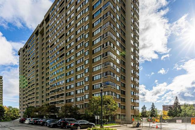 50 E Elm Dr #502, Mississauga, ON L5A 3X2 (#W5406768) :: Royal Lepage Connect