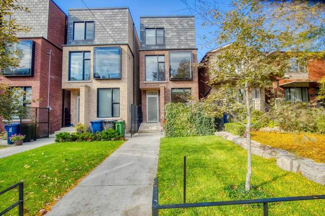 48 Russett Ave, Toronto, ON M6H 3M3 (#W5406784) :: Royal Lepage Connect
