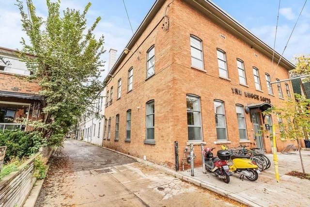 27 Brock Ave #108, Toronto, ON M6K 2K9 (#W5406813) :: Royal Lepage Connect