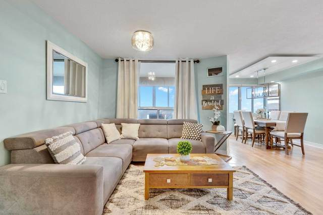 1580 E Mississauga Valley Blvd #1508, Mississauga, ON L5A 3T8 (#W5406975) :: Royal Lepage Connect