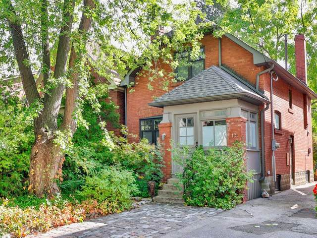 13 Methuen Ave, Toronto, ON M6S 1Z7 (#W5407119) :: Royal Lepage Connect
