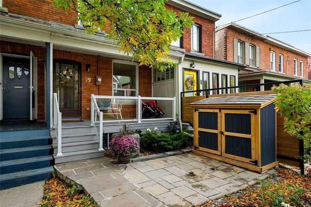 79 Fern Ave, Toronto, ON M6R 1K2 (#W5407268) :: Royal Lepage Connect