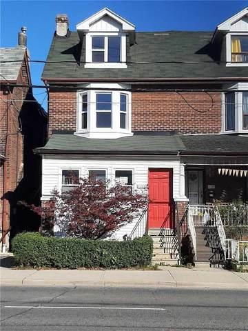 1141 Dufferin St Street, Toronto, ON M6H 4B7 (#W5407383) :: Royal Lepage Connect
