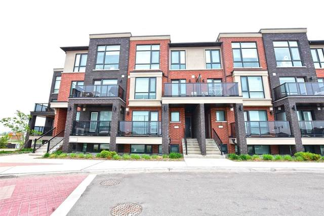 100 Dufay Rd #36, Brampton, ON L7A 4S3 (#W5407495) :: Royal Lepage Connect