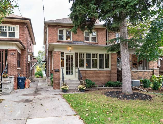 63 Brumell Ave, Toronto, ON M6S 4G6 (#W5407856) :: Royal Lepage Connect