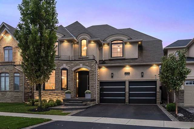 2408 Spring Meadow Way, Oakville, ON L6M 0R6 (#W5407885) :: Royal Lepage Connect