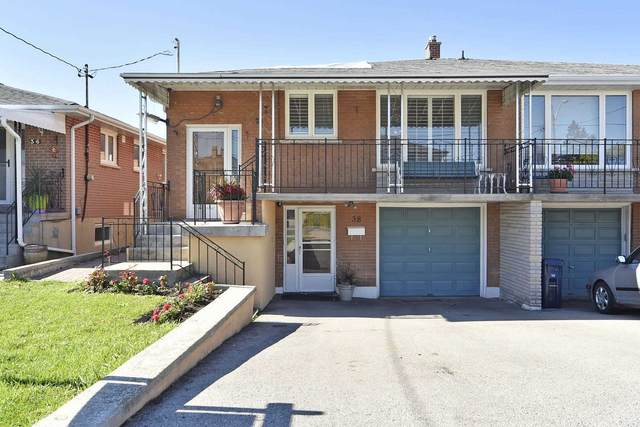 38 Buckland Rd, Toronto, ON M3L 1W1 (#W5407887) :: Royal Lepage Connect