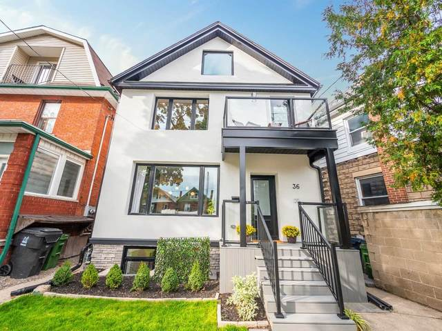 36 Humberside Ave, Toronto, ON M6P 1J7 (#W5407931) :: Royal Lepage Connect