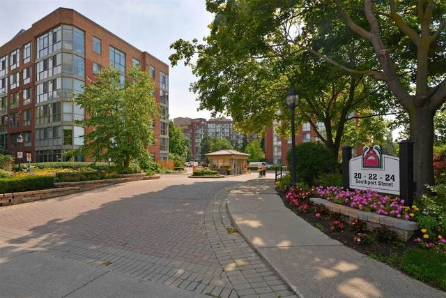 20 Southport St #522, Toronto, ON M6S 4Y8 (#W5408418) :: Royal Lepage Connect