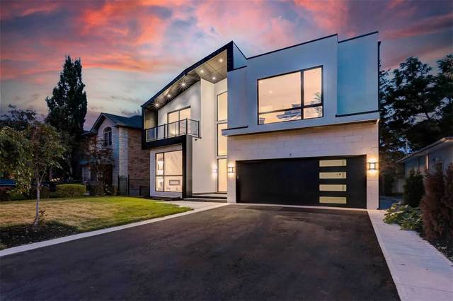 9 Chestnut Hills Cres, Toronto, ON M9A 2W3 (#W5408512) :: Royal Lepage Connect