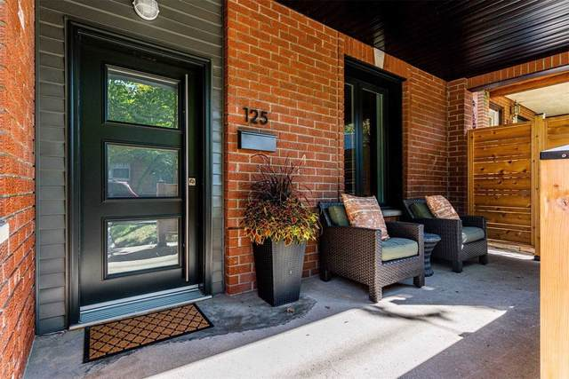 125 Perth Ave, Toronto, ON M6P 3X2 (#W5408596) :: Royal Lepage Connect