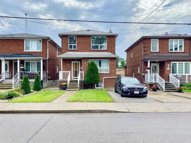 329 Ryding Ave, Toronto, ON M6N 1H6 (#W5408639) :: Royal Lepage Connect