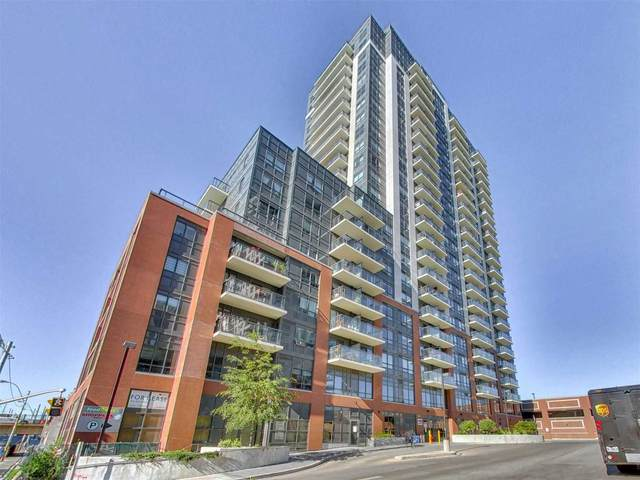 1420 Dupont St #1110, Toronto, ON M6H 0C2 (#W5408740) :: Royal Lepage Connect