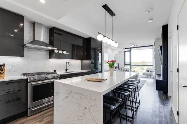 2118 W Bloor St #501, Toronto, ON M6S 1M8 (#W5408771) :: Royal Lepage Connect
