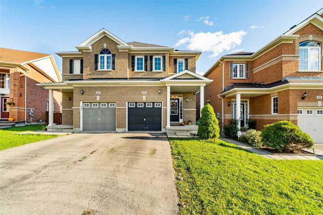 106 Rocky Point Cres, Brampton, ON L6V 4R8 (#W5408978) :: Royal Lepage Connect