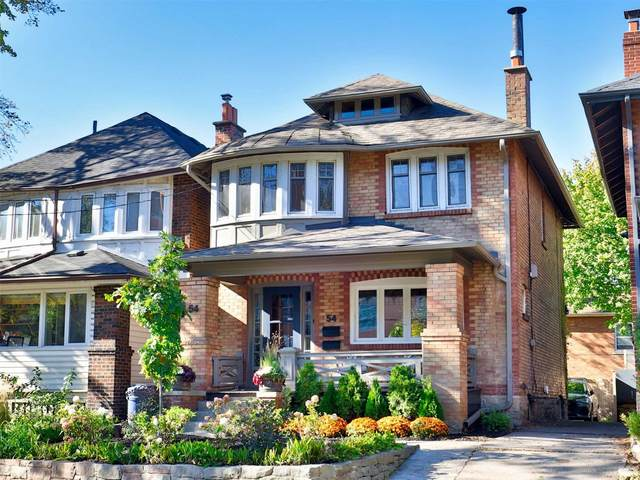 54 Glendale Ave, Toronto, ON M6R 2S9 (#W5409173) :: Royal Lepage Connect