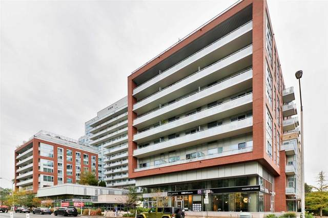 1830 W Bloor St #1222, Toronto, ON M6P 0A2 (#W5409601) :: Royal Lepage Connect