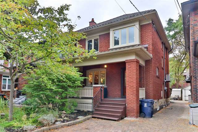 31 Lessard Ave, Toronto, ON M6S 1X6 (#W5409602) :: Royal Lepage Connect