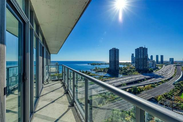 105 The Queensway Ave #2004, Toronto, ON M6S 5B5 (#W5409695) :: Royal Lepage Connect